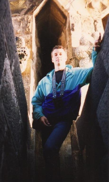 La Sagrada Familia, Barcelona, 1994