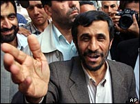 Ahmadinejad is a controversial figure both within Iran and internationally.