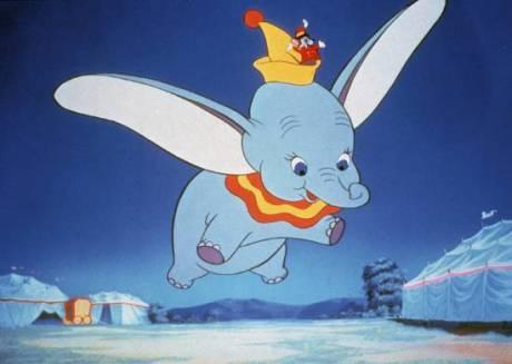 The GOP's venerable elephant is no longer in flight.