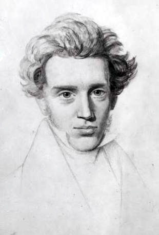 Søren Aabye Kierkegaard, 05 May 1813 – 11 November 1855.
