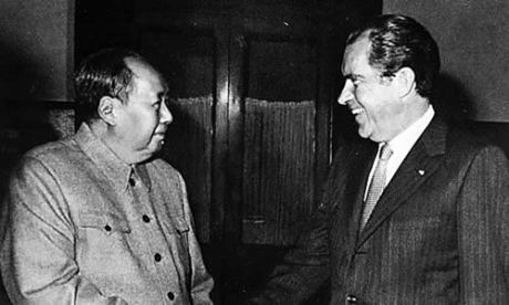 Nixon famously employed ping pong as a diplomatic opening to China