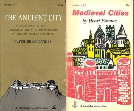 Both ancient and medieval cities have attracted the attention of scholars who have penned detailed monographs on the character and institutions of each.
