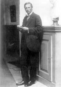 philosopher of mathematics, mystic, and pessimistic social theorist