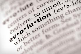 evolution in the dictionary