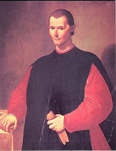 Niccolò Machiavelli made a distinction between armed and unarmed prophets. Unarmed prophets usually come to no good end.