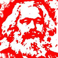 "Karl Marx, theorist of the ideological superstructure in contradistinction to the economic base, has been used to justify state imposition of ""socialist realism"" as the only acceptable form of artistic expression, and we can see the reasons for this if the artist merely expresses the ideological superstructure of oppressive and alienating institutions."