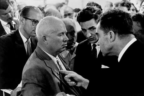 "Nixon earns his anti-communist ""street cred"""