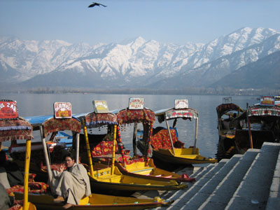 Kashmir is renowed as being one of the most beautiful places on the planet.
