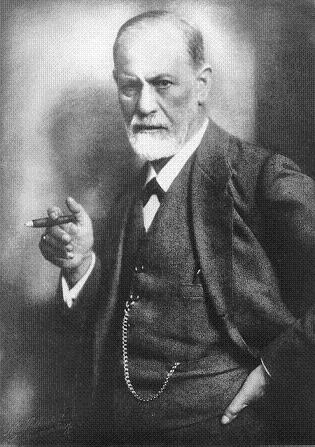 "Sigmund ""sometimes a cigar is just a cigar"" Freud"