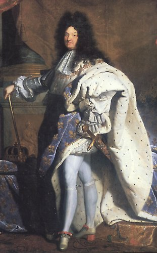 "le Roi Soleil: Louis XIV (baptised as Louis-Dieudonné, ""Louis God-given"") (5 September 1638 – 1 September 1715)"