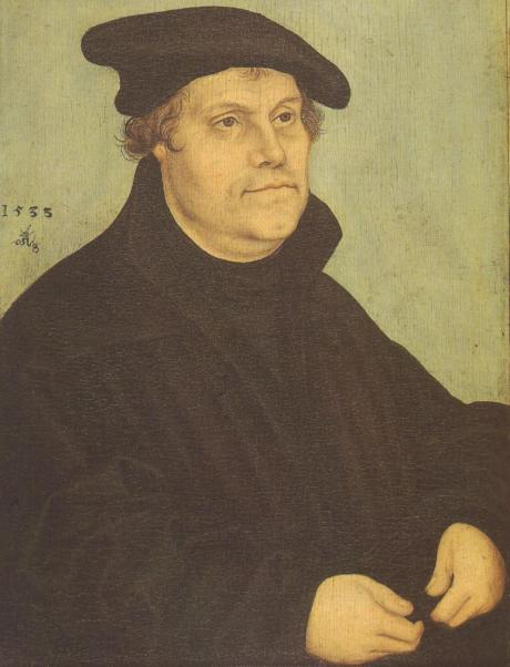 Martin Luther was the trigger for the Protestant Reformation, and the culture of the Reformation was crucial for the formation of the early modern nation-state.