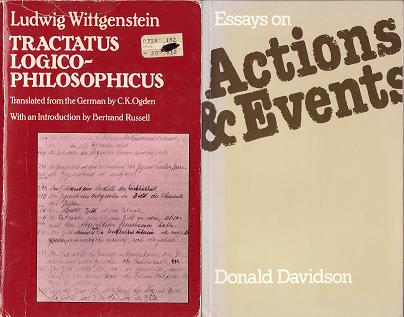 davidson essays on actions and events The philosophical essays of donald davidson (2nd release) contains the five volumes of donald davidson's essays from oxford university press intelex previously released the first editions of the first two volumes of this acclaimed series.