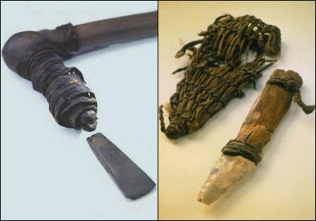 Some scientists expressed surprise over the high quality workmanship of the iceman's possessions, but what else would have occupied the spare hours of Ötzi's people during those long nights around the campfire?
