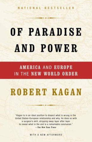 Kagan argued that the US founders argued against foreign entanglements not due to any principled objection, but simply because they didn't have the resources to play the Great Game.