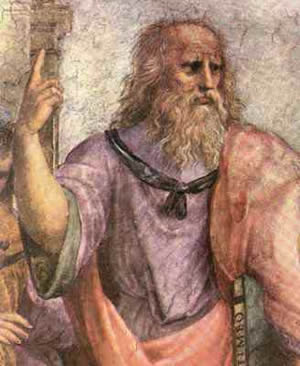 platos philosophical ideas Professor angie hobbs asks if the key to harmonious living could be found in  plato's republic where he proposes that the ideal state be run by.