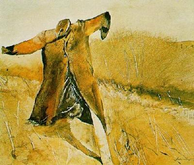 "Set 'em up and knock 'em down: is the economic interpretation of history a mere straw man? (Andrew Wyeth's ""Benny's Scarecrow""))"
