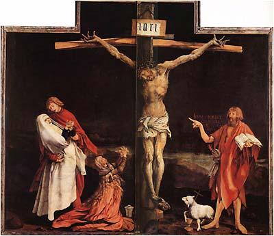 issenheim-crucifixion