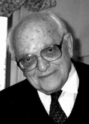 Anatol Rapoport (Russian: Анато́лий Бори́сович Рапопо́рт, 22 May 1911- 20 January 2007)