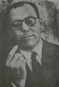 José Luis Romero (Buenos Aires 1909 - Tokyo 1977)