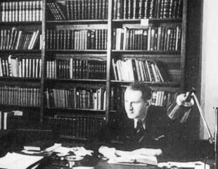 Herbert Marcuse (July 19,1898 – July 29,1979) was a German philosopher, political theorist and sociologist, and a member of the Frankfurt School.