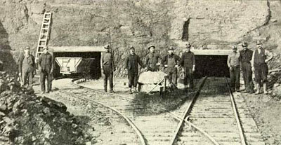 Coal miners in Virginia.