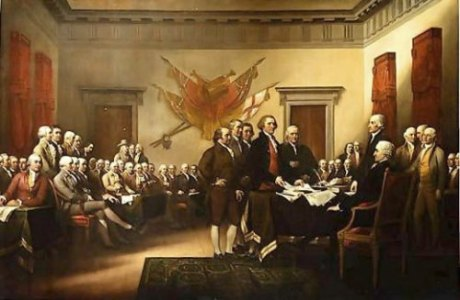 Democracy in its modern form dates from 1776 and is therefore a comparatively young historical institution.