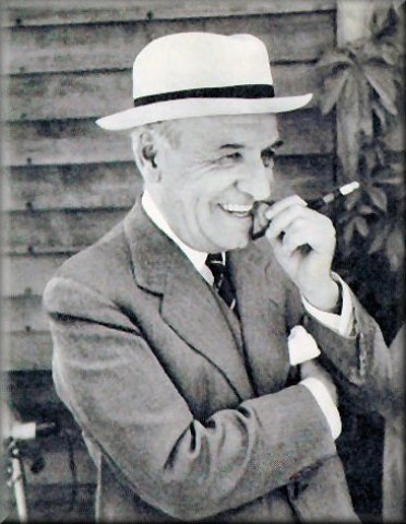 José Ortega y Gasset (May 9, 1883 - October 18, 1955)