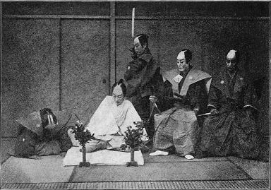 It takes a true friend to perform the office of kaishakunin.