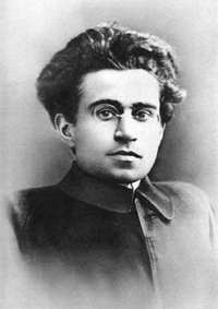 Antonio Gramsci, Marxist philosopher and big hair aficionado.