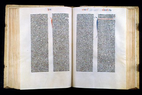 The conventions of printed books were rapidly established during the late fifteenth and early sixteenth century, and remain with us today.