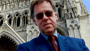 Jonathan Meades in his Magnetic North