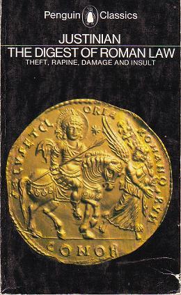 Justinian digest
