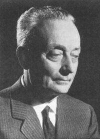Nicola Abbagnano, 15 July 1901 - 09 September 1990
