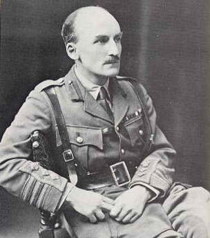 J. F. C. Fuller, a controversial man and a widely quoted military strategist.