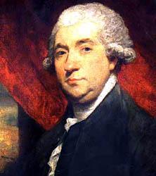 James Boswell, obsessive-compulsive journalizer of Samuel Johnson's life.