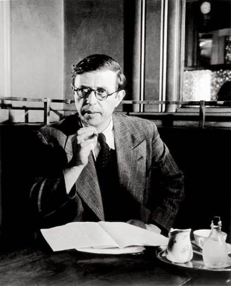 Jean-Paul Sartre: existence precedes essence.