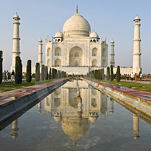 The Taj Mahal is often called the most beautiful building in the world and must be accounted one of the great monuments of civilization.