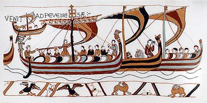 Bayeux ships