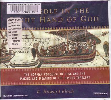 Needle in the Right Hand of God - front
