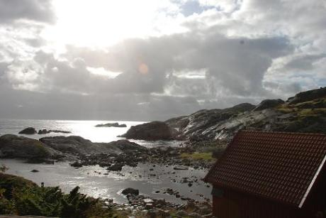 Preternatural beauty along the south coast of Norway (photo credit: Laura Nielsen)