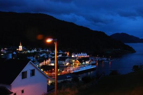 Evening in fjord Norway: Sand i Ryfylke (photo credit: Laura Nielsen)