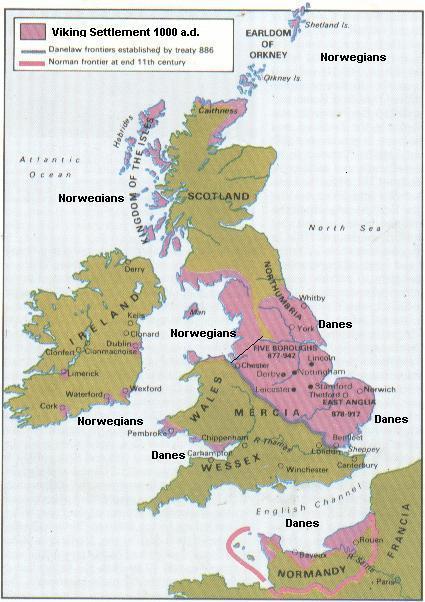 Viking England