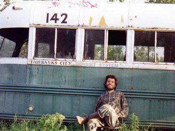 Christopher Johnson McCandless, AKA Alexander Supertramp