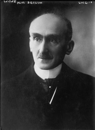 Henri-Louis Bergson, 18 October 1859 to 04 January 1941, philosopher and time and duration, very famous in his time but little read today.