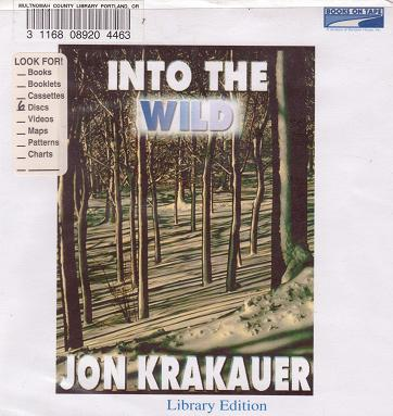 Into the Wild CD