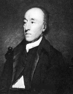 James Hutton was among the founders of scientific geology and among the first to conceive of time on a geological scale.