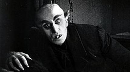 Nosferatu was the bête noire of all that belongs to the light of day, and he himself belongs to Chaos and Old Night.