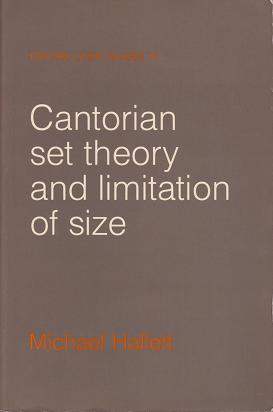 Hallett Cantorian Set Theory