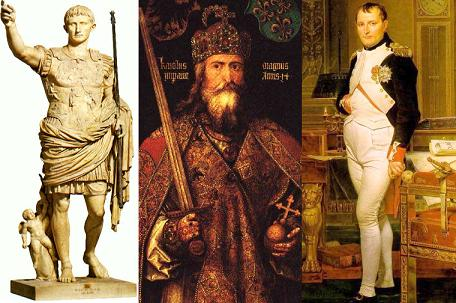 tripartite western history