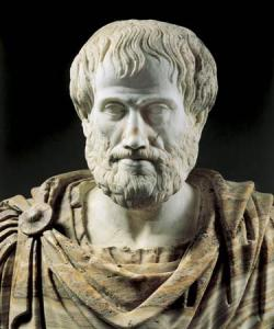 Aristotle, the Father of Logic.